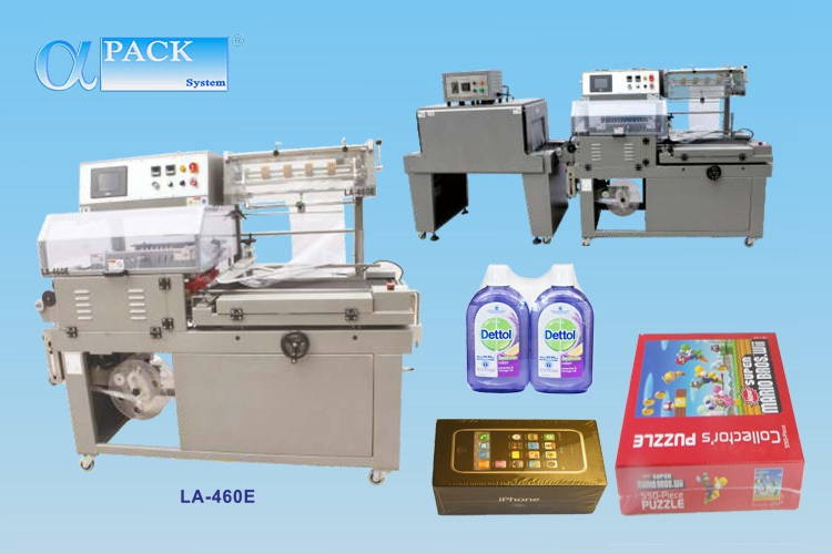Fully Automatic L-Type Sealing Machine